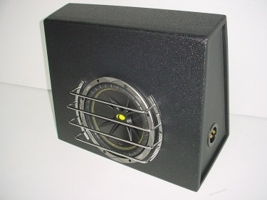 Custom Subwoofer Boxes - Marine