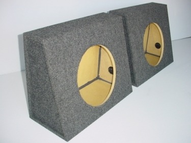 Custom Subwoofer Boxes - Universal Truck