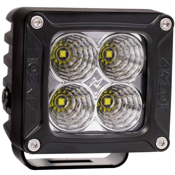 ANZO USA - ANZO USA Rugged Vision Off Road LED Flood Light 881052