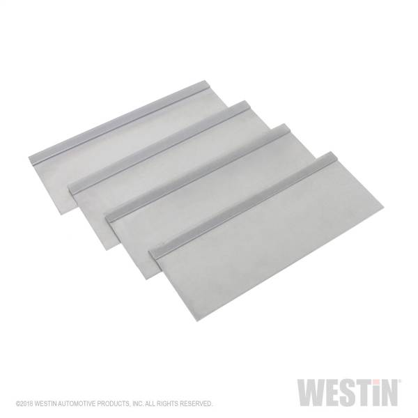 Westin - Westin 19in.L x 3.5in.H x 15in.W Tray w/4 silver dividers. Fits tool boxes: 80-RB121LP; 80-TR10