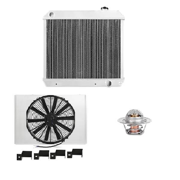 Mishimoto - FLDS Chevy/GMC C/K Truck (250/283/292) Cooling Package MMCPKG-CK-63