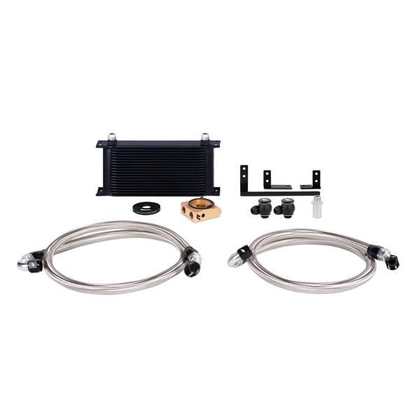 Mishimoto - FLDS Mazda Miata Oil Cooler Kit MMOC-MIA-16TBK
