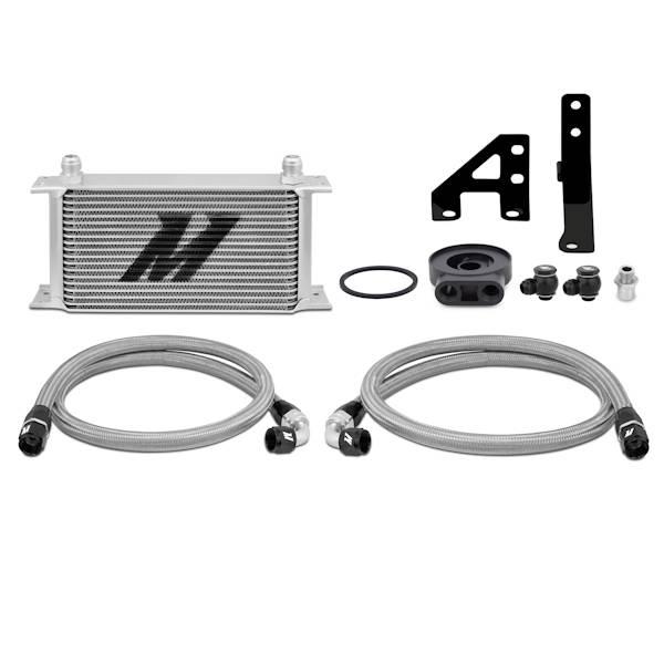 Mishimoto - FLDS Subaru WRX Oil Cooler Kit MMOC-WRX-15