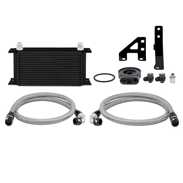 Mishimoto - FLDS Subaru WRX Oil Cooler Kit MMOC-WRX-15BK