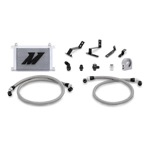 Mishimoto - FLDS Chevrolet Camaro SS Oil Cooler Kit, 2016+ MMOC-CAM8-16SL