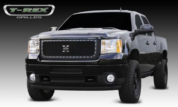 T-Rex - T-Rex X-Metal Grille, Black, Mild Steel, 1 Pc, Insert 6712091