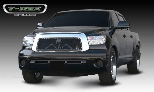 T-Rex - T-Rex X-Metal Grille, Black, Mild Steel, 1 Pc, Insert 7119596