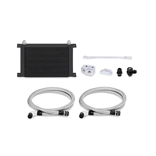 Mishimoto - FLDS Mishimoto LS1/LS2 Front-Sump Race Oil Cooler Kit MMOC-GTO-04BK