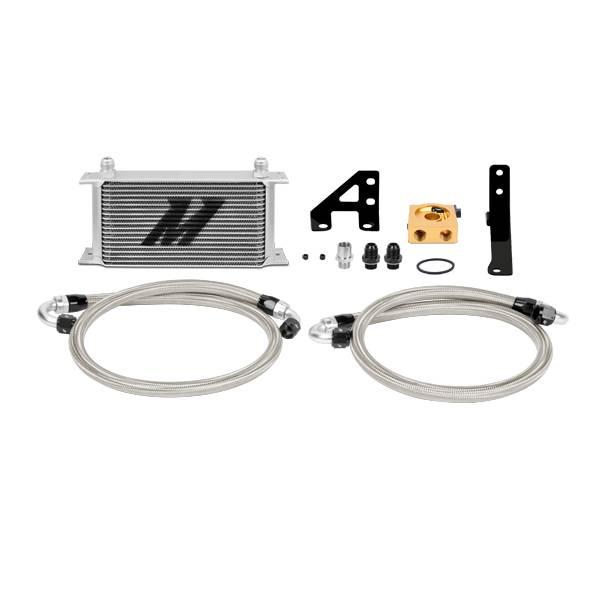 Mishimoto - FLDS Subaru WRX STI Oil Cooler Kit MMOC-STI-15T