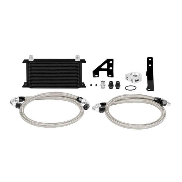 Mishimoto - FLDS Subaru WRX STI Oil Cooler Kit MMOC-STI-15TBK