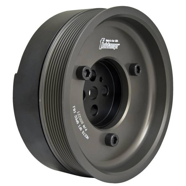Fluidampr - Fluidampr Harmonic Balancer - Fluidampr -  Ford - 2011-2018 - 6.7L PowerStroke - Each 800221