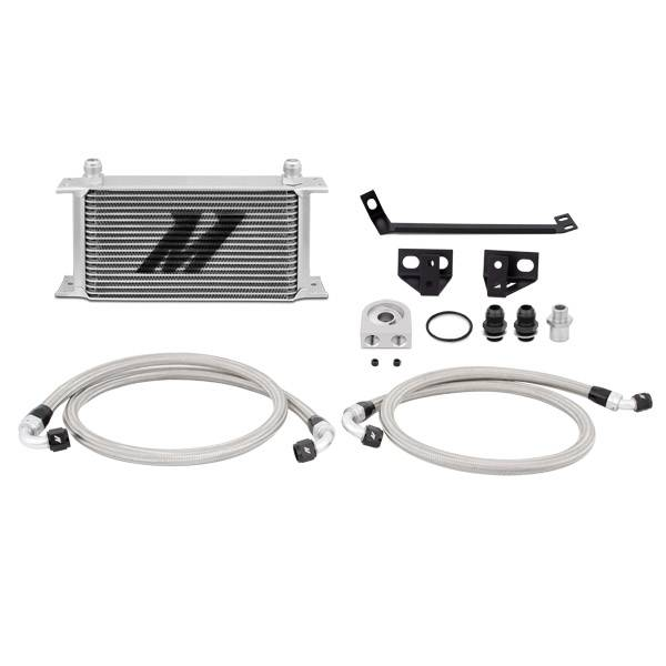 Mishimoto - FLDS Ford Mustang EcoBoost Oil Cooler Kit MMOC-MUS4-15