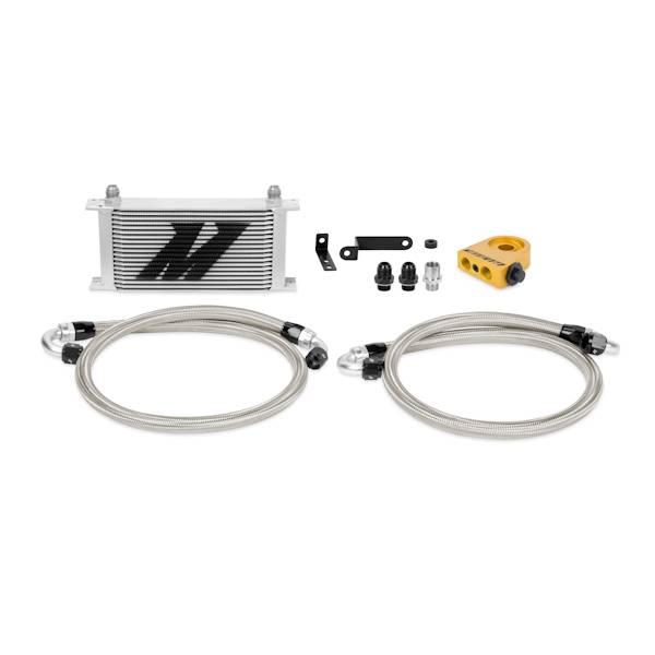 Mishimoto - FLDS Subaru WRX STI Thermostatic Oil Cooler Kit MMOC-STI-08T