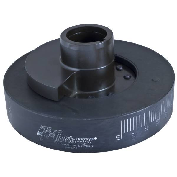 Fluidampr - Fluidampr Harmonic Balancer - Fluidampr - Pontiac / Oldsmobile - V8 - Ext Balance - Each 650501