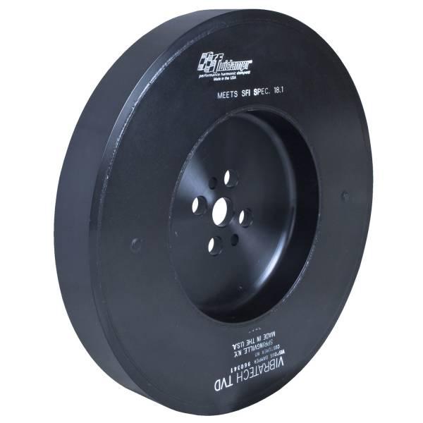 Fluidampr - Fluidampr Harmonic Balancer - Fluidampr - Dodge - 5.9L Cummins - No Pulley - Each 960341