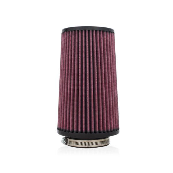"""Mishimoto - FLDS Mishimoto Performance Air Filter, 2.75"""" Inlet, 8"""" Filter Length MMAF-2758"""