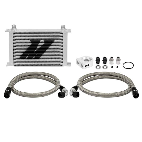 Mishimoto - FLDS Universal Oil Cooler Kit, 25 Row MMOC-UH