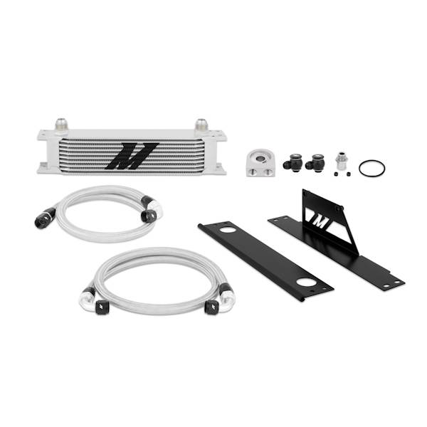 Mishimoto - FLDS Subaru WRX and STI Oil Cooler Kit MMOC-WRX-01