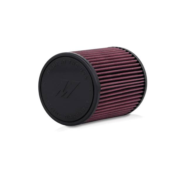 "Mishimoto - FLDS Mishimoto Performance Air Filter, 2.75"" Inlet, 6"" Filter Length MMAF-2756"
