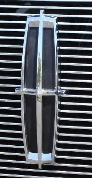 T-Rex - T-Rex Emblem Exterior Trim, Black, Mild Steel, 1 Pc, Bolt-On 19556