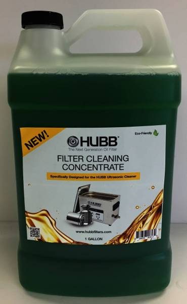 HUBB Filters - HUBB Filters Filter Cleaning Concentrate (1 Gal) 3304