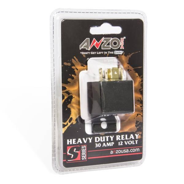 Anzo Usa  851063 12-volt Dc 30 Amp Relay