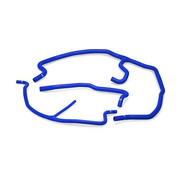 Mishimoto - FLDS Chevrolet C6 Corvette/Z06 Silicone Ancillary Hose Kit MMHOSE-VET-05ANCBL