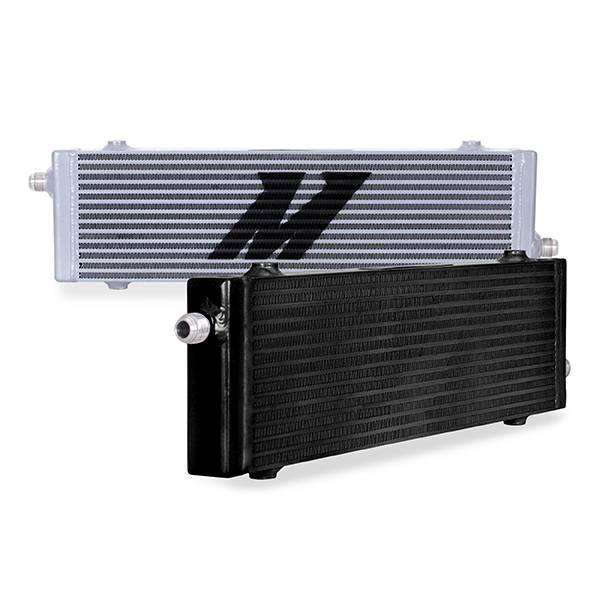 Mishimoto - FLDS Universal Cross Flow Bar & Plate Oil Cooler MMOC-SP-LSL