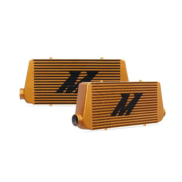 Mishimoto - FLDS Mishimoto Universal Intercooler R-Line MMINT-URG