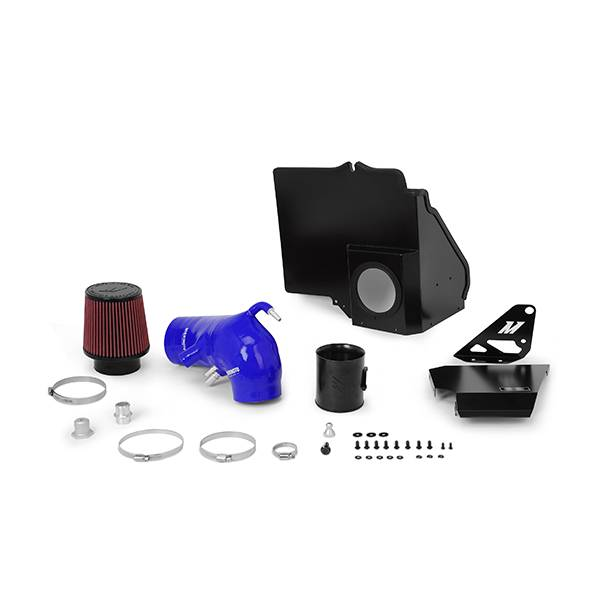 Mishimoto - FLDS Ford Mustang GT Performance Air Intake, 2015+ MMAI-MUS8-15BL