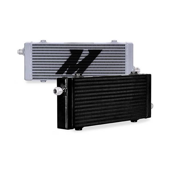 Mishimoto - FLDS Universal Cross Flow Bar & Plate Oil Cooler MMOC-SP-MSL