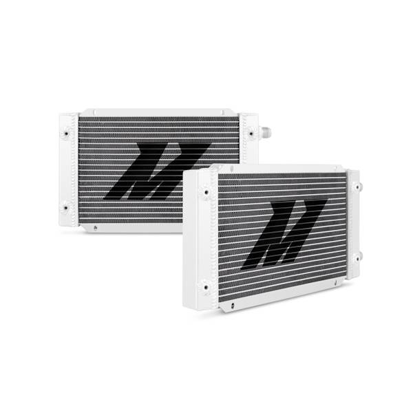 Mishimoto - FLDS Universal 19 Row Dual Pass Oil Cooler MMOC-19DP