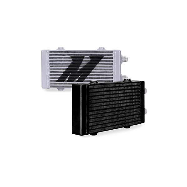 Mishimoto - FLDS Universal Dual Pass Bar & Plate Oil Cooler MMOC-DP-SBK