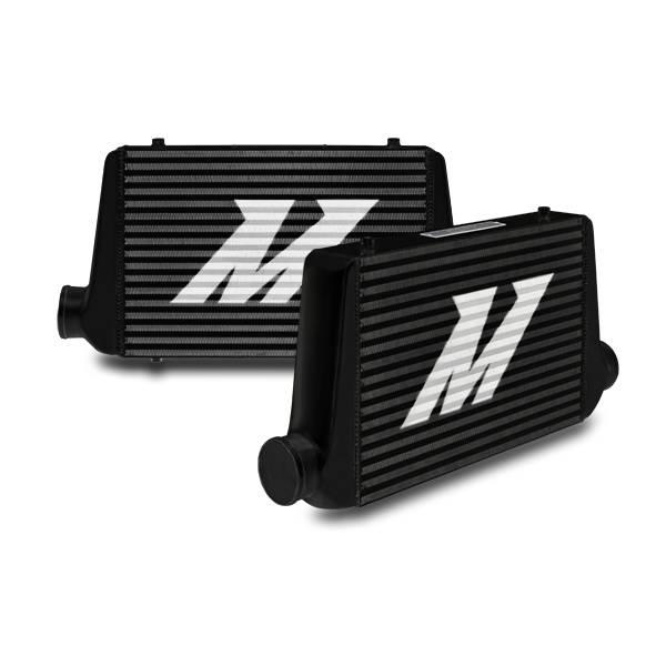 Mishimoto - FLDS Mishimoto Universal Intercooler G-Line, Black MMINT-UGB