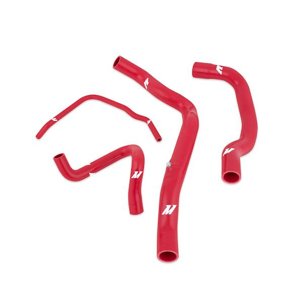 Mishimoto - FLDS Mini Cooper S (Supercharged) Silicone Hose Kit MMHOSE-TINY-01RD