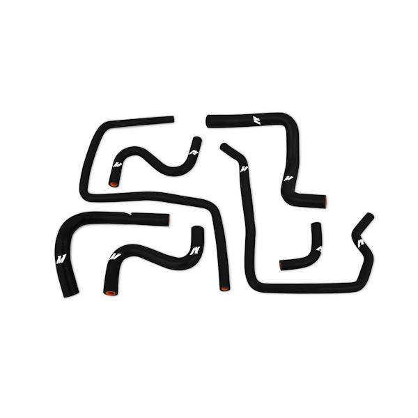 Mishimoto - FLDS Subaru WRX / WRX STI Silicone Ancillary Hoses MMHOSE-SUB-ANC4BK