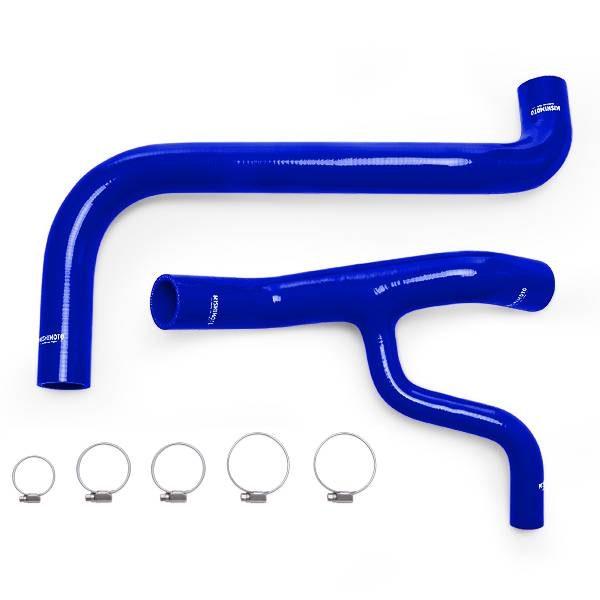 Mishimoto - FLDS Ford F-150 4.6L Silicone Radiator Hose Kit, 1998 - 2004 MMHOSE-F46-98BL