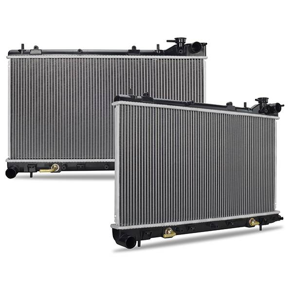 Mishimoto - FLDS 2006 - 2008 Subaru Forester XT 2.5L Replacement Radiator R13026-AT