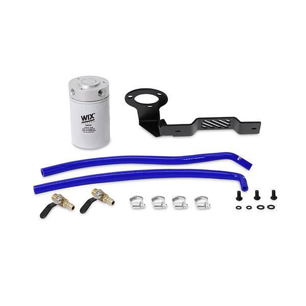 Mishimoto - FLDS Nissan Titan XD Coolant Filter Kit, 2016+ MMCFK-XD-16BL