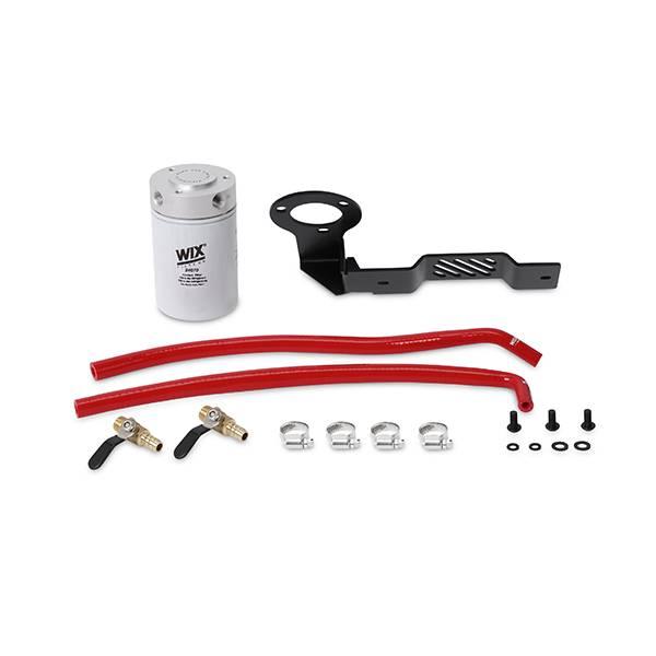 Mishimoto - FLDS Nissan Titan XD Coolant Filter Kit, 2016+ MMCFK-XD-16RD