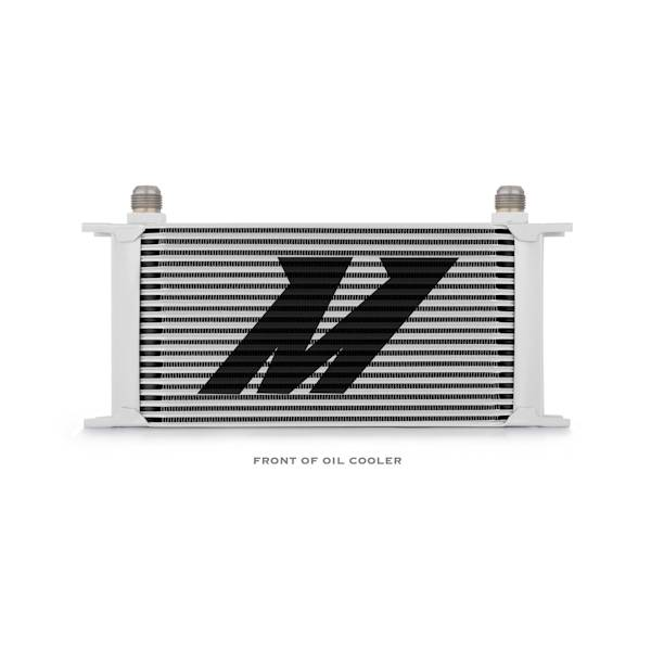 Mishimoto - FLDS Universal 19 Row Oil Cooler MMOC-19