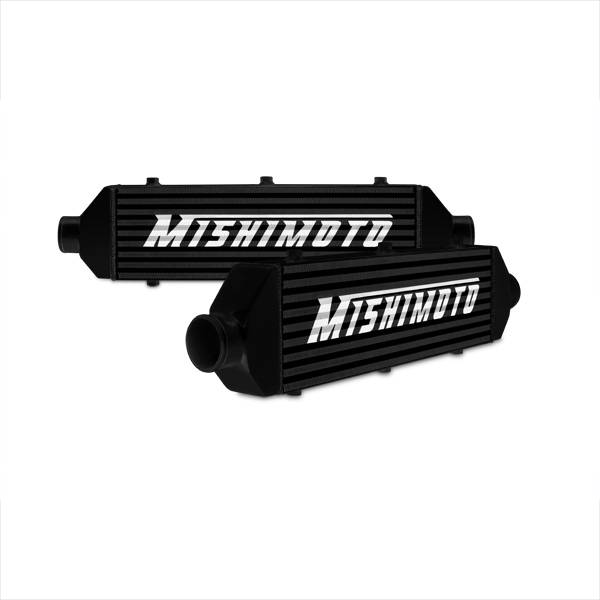 Mishimoto - FLDS Mishimoto Universal Intercooler Z-Line, Black MMINT-UZB
