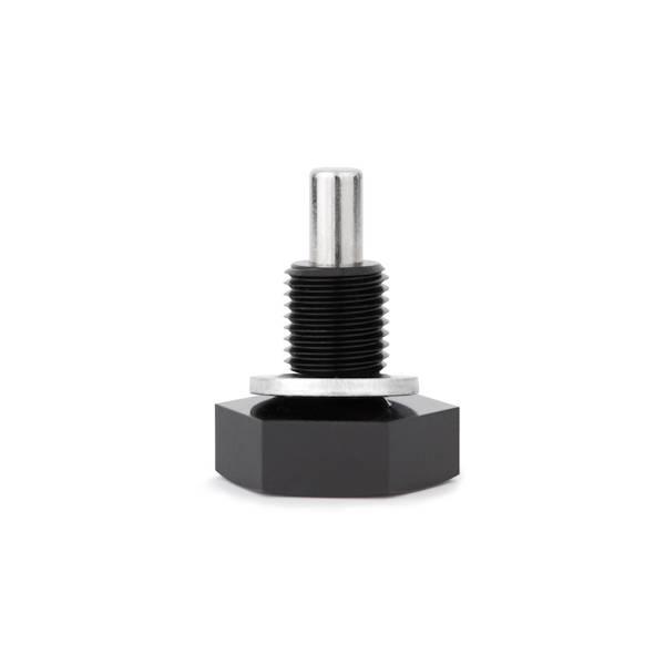 Mishimoto - FLDS Magnetic Oil Drain Plug M12 x 1.25, Black MMODP-12125B