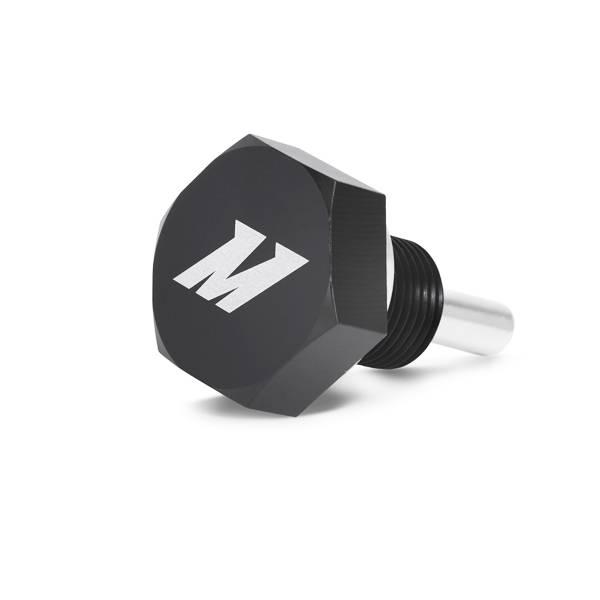Mishimoto - FLDS Magnetic Oil Drain Plug M14 x 1.25, Black MMODP-14125B