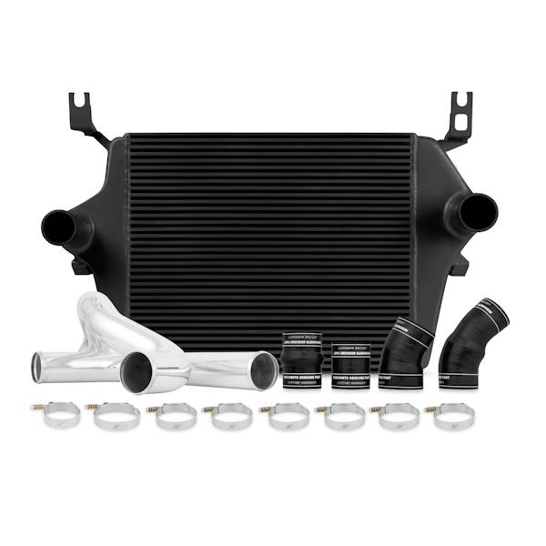 Mishimoto - FLDS Ford 6.0L Powerstroke Intercooler Kit MMINT-F2D-03KBK