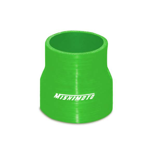 "Mishimoto - FLDS Mishimoto 2.25"" to 2.5"" Silicone Transition Coupler MMCP-22525GN"