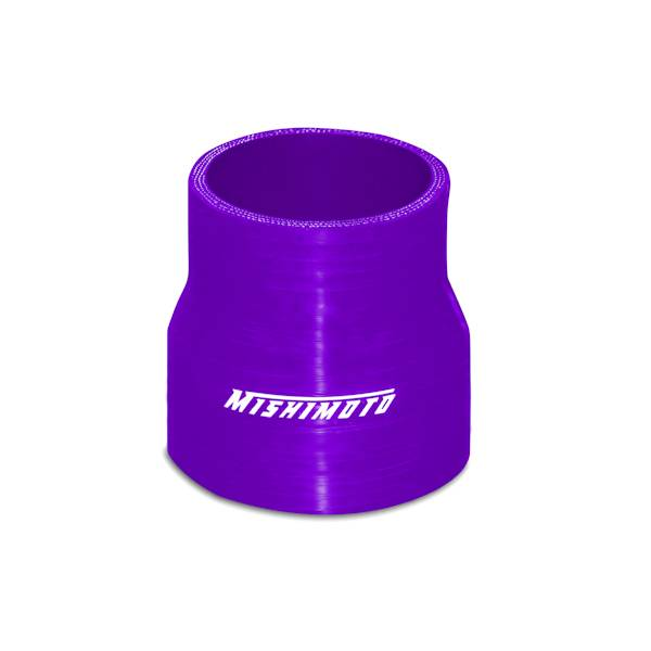 "Mishimoto - FLDS Mishimoto 2.25"" to 2.5"" Silicone Transition Coupler MMCP-22525PR"