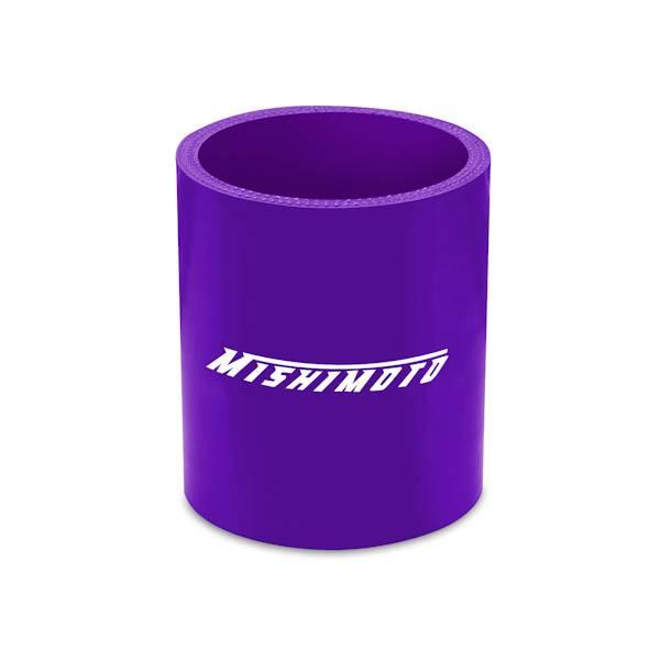 "Mishimoto - FLDS Mishimoto 2.25"" Straight Coupler MMCP-225SPR"