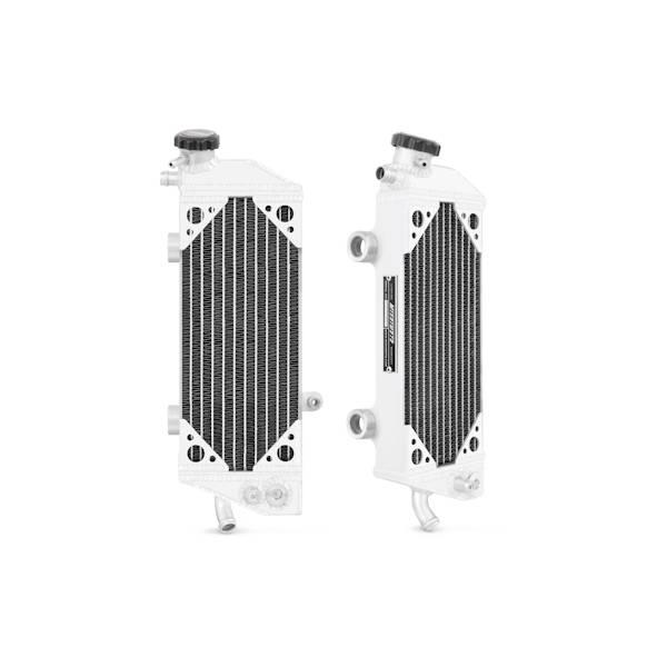 Mishimoto - FLDS KTM 450 SXF/SMR/XCF/EXC, 505 SXF/XCF, 250 EXCF, Braced Aluminum Radiator MMDB-KTM4-08RX