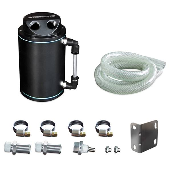 Mishimoto - FLDS Black Oil Catch Can MMOCC-RB